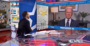 Biden wins South Carolina because of Jim Clyburn then disses his advice.