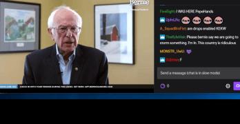 Bernie Sanders suspends but he won the war of ideas