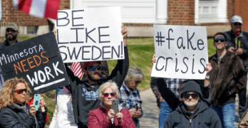 US Media Failed to Factcheck Sweden's Herd Immunity Hoax