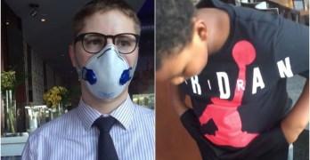 Black family refused restaurant entry for child attire. Same attire for White one allowed (VIDEO)