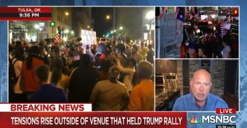 Steve Schmidt nails the President on Tulsa rally & his dangerous incompetence.