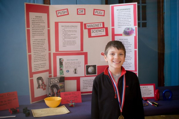 Elementary Stem Fair Projects