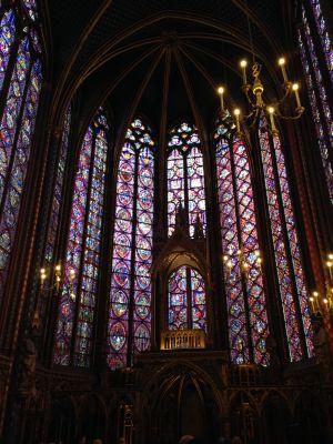 Sainte-Chapelle 2.Kat