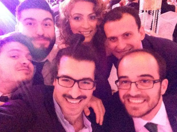 düğün selfie