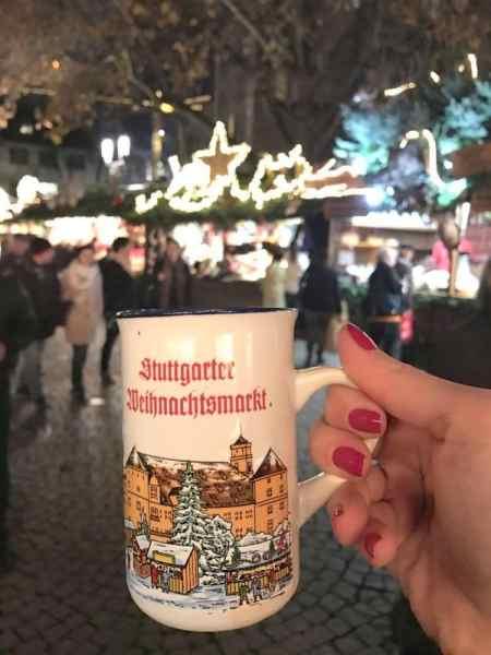 Stuttgart Weihnachtsmarkt