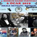 4.Bodrum Hamsi Festivali 2019