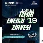 İzmir Enerji Zirvesi 2019