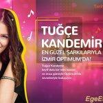 Tuğçe Kandemir Konseri ve İmza Günü – 27 Ocak 2019