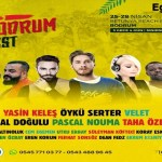 "SO Bodrum Fest""19 – 25/28 Nisan 2019"