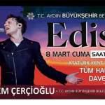 Edis Aydın Konseri – 8 Mart 2019