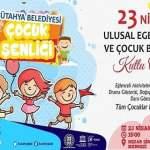 Kütahya Belediyesi Çocuk Şenliği – 23 Nisan 2019