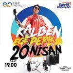 Kalben İzmir Konseri – 20 Nisan 2019 – Ücretsiz