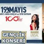 Emre Aydın & Hande Ünsal Kuşadası Konseri – 19 Mayıs 2019