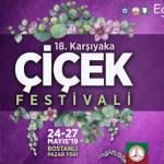 18.Karşıyaka Çiçek Festivali 2019