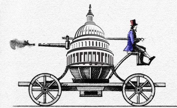 Get that impeachment engine running