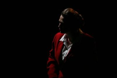 As Prof G at WiredArts Fest, Feb 2013, NYC. Photo Credit: Radyo Turkum