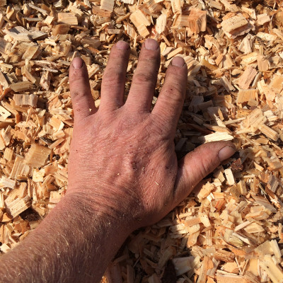 biomass chippings shropshire