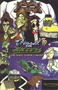 The Dirty Baker's Dozen - TPB