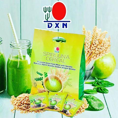 DXN Spirulina Cereal