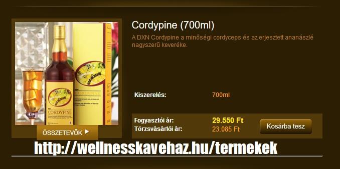DXN Cordypine