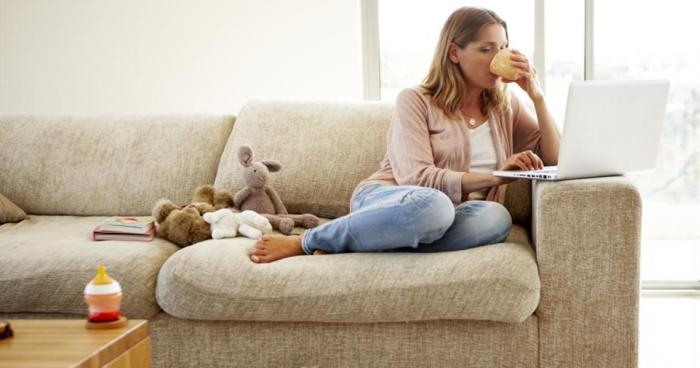 Otthoni munkavégzés