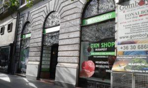 DXN üzlet nyitvatartás