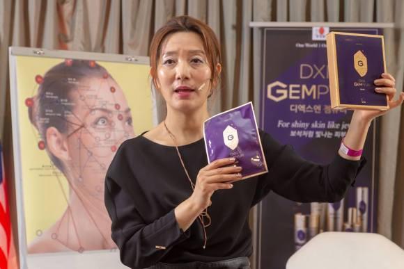 DXN kozmetikai arcmaszkok