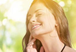 EGF Serum kann die Haut schützen vor intensiver Sonneneinstrahlung