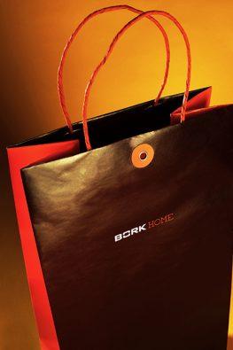 Бумажный пакет Bork Home