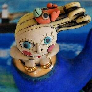 Art Atelier Little House Mermaid