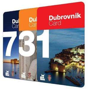 The Dubrovnik Card free bus rides