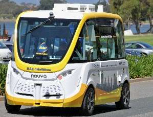 Airport Bus, Perth Town Bus