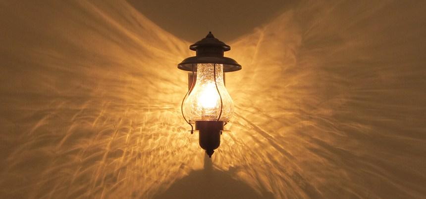 Light in the family room