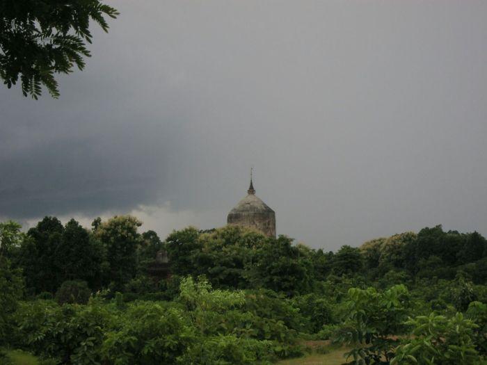 Bawbawgyi from a distance