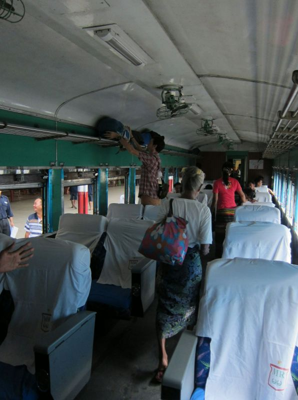 Upper class carriage