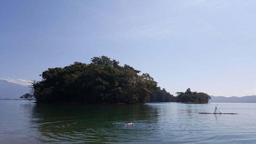 Nam Ngum Reservoir, Laos