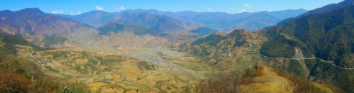 Hanoi to Sapa - Vamp's 5-Day Motorbike Expedition