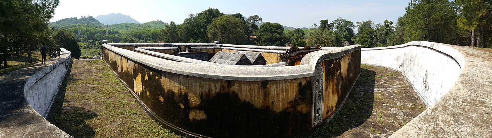 Gia long's tomb, hue