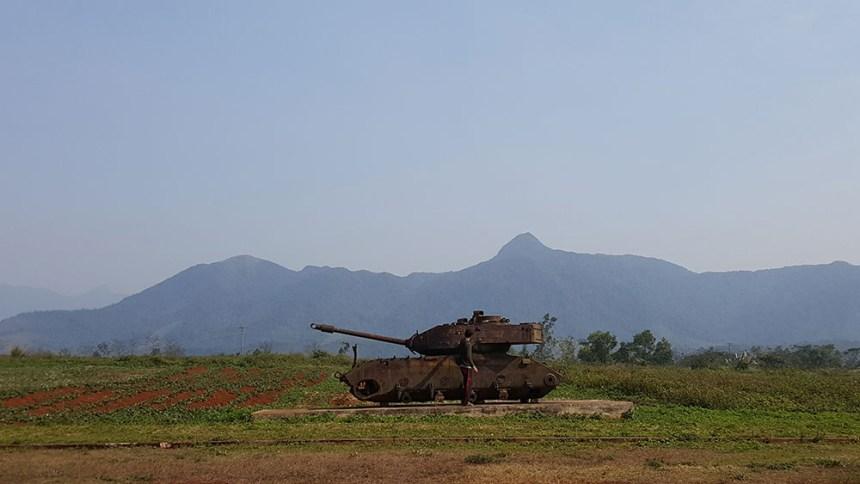 Khe Sanh military base