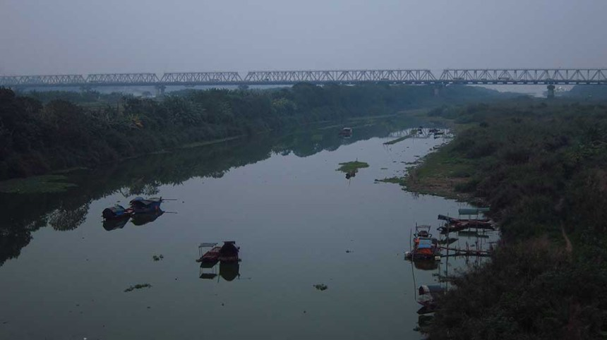 Hanoi to Nanning by Train