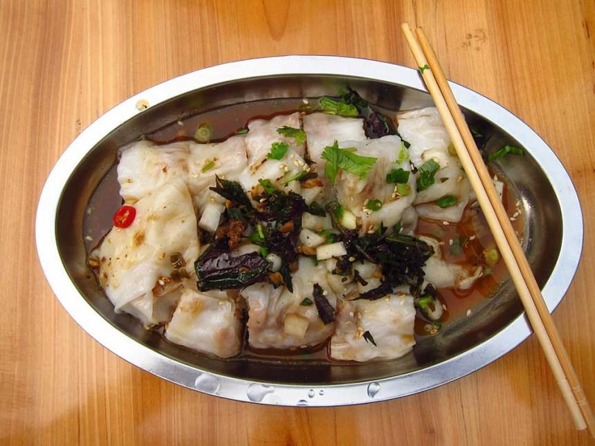 Wuzhou to Deqing