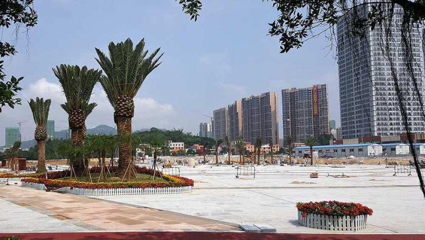 cycling from zhuhai to shantou
