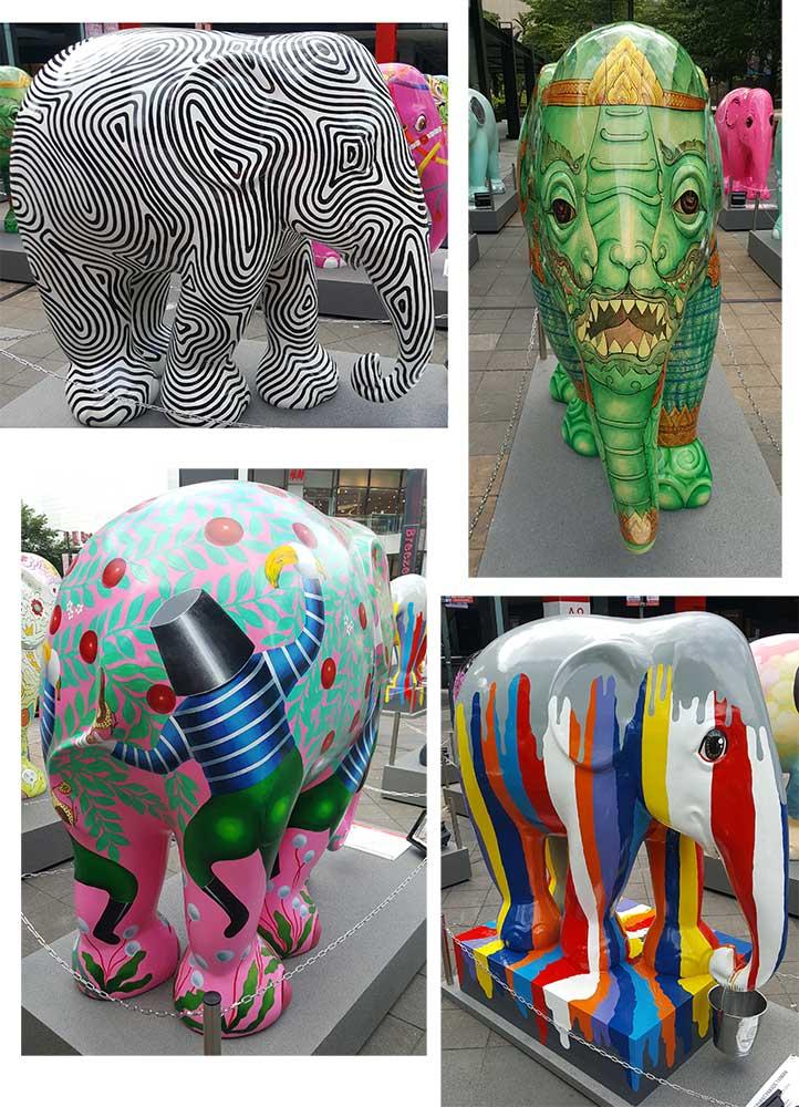 elephant parade taipei