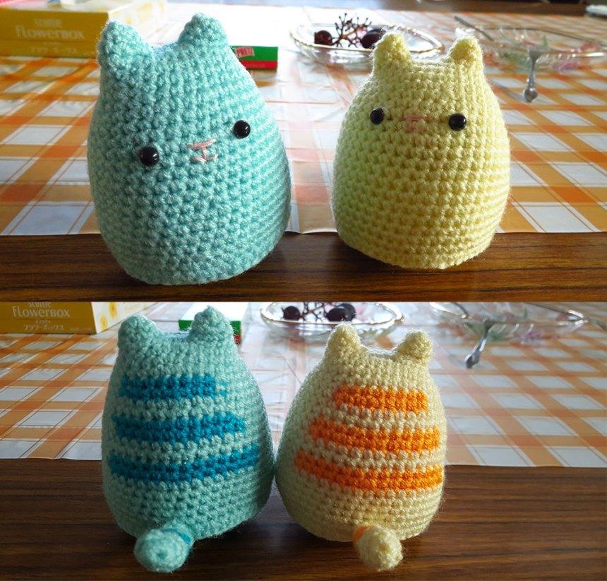 Dumpling kittys