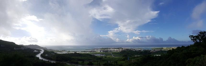 Okinawa east coast