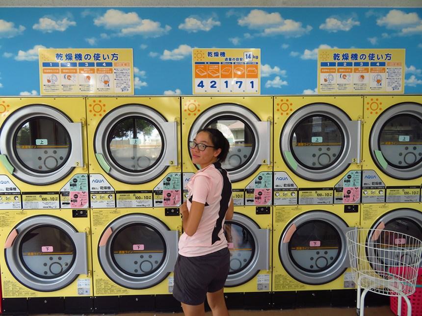 Laundromat okinawa