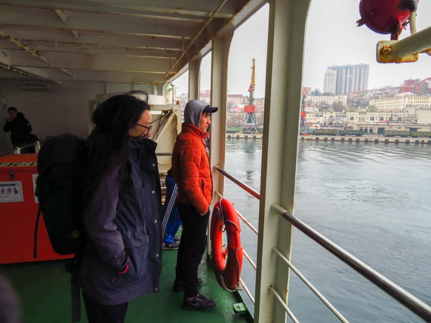 eastern dream ferry donghae to vladivostok