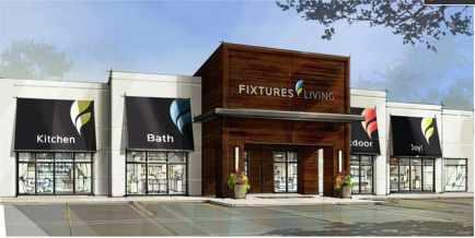 fixtures living storefront
