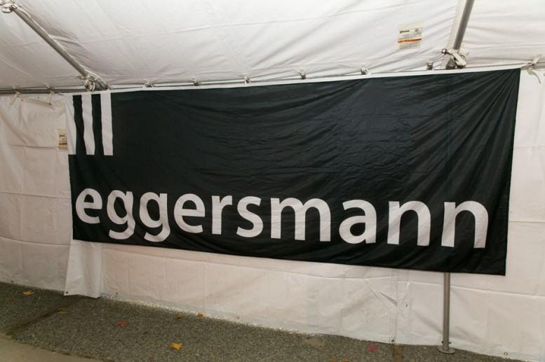 banner featuring eggersmann logo