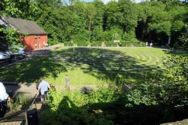 attendees of 2017 eggersmann german kitchen cabinet factory tour exploring hiddenhausen